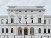 Das Bundesstrafgericht hat das Honorar für den amtlichen Verteidiger von Dieter Behring auf rund 810'000 Franken festgesetzt. (Archivfoto) (Bild: KEYSTONE/TI-PRESS/PABLO GIANINAZZI)