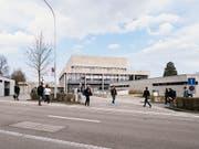Die Untersuchungen zur Spesenaffäre an der Universität St. Gallen führten zu einer Strafanzeige gegen einen Rechtsprofessor. (KEYSTONE/Christian Beutler) (Bild: KEYSTONE/CHRISTIAN BEUTLER)