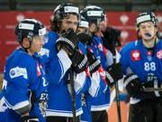 Der EV Zug (im Bild nach dem Champions-League-Out gegen München) dürfte sich wohl problemlos als eines von fünf Schweizer Teams für die nächste Saison der Champions Hockey League qualifizieren (Bild: KEYSTONE/ALEXANDRA WEY)