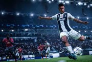 Illustration zum Computerspiel «Fifa 19». (Bild: PD/Equal Game)