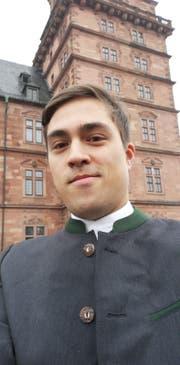 René Tran ist seit Mitte Januar 2019 neuer Braumeister der Urnr Kleinbrauerei Stiär Biär in Altdorf. (Bild: PD)