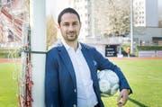 Gabriel Macedo stand als Captain der 1. Mannschaft des FCA