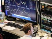 An den Aktienmärkten setzt sich der Erholungskurs nach dem schweren Absturz von Ende 2018 wieder fort. (Bild: KEYSTONE/EPA/ARMANDO BABANI)