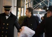 Michael Cohen in New York. (Bild: AP Photo/Kevin Hagen, 18. Januar 2019)
