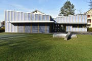 Das Begegnungszentrum Viva der evangelischen Kirchgemeinde Frauenfeld. (Bild: Thomas Güntert)