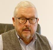 TCS-Präsident Luigi R. Rossi. (Bild: PD)