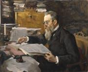 Der russische Komponist Nikolai Rimski-Korsakow. (Bild: PD)