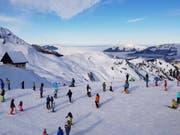 Das Festtagsgeschäft in den Schweizer Skigebieten lief erfreulich, auch auf den Flumserbergen tummelten sich Wintersportler in Scharen. (Bild: Bergbahnen Flumserberg AG)