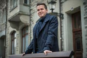 Michael Hohermuth (FDP) kandidiert für den Arboner Stadtrat. (Bild: Reto Martin)
