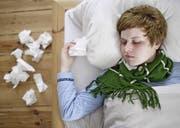 In allen Altersgruppen ist die Zahl der Grippefälle gestiegen. (Bild: Thomas Trutschel/Imago)