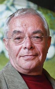 Arnulf Seiler in einer Aufnahme aus dem Jahr 2002. (Bild: Eveline Beerkircher)