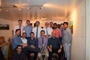 Die Mitglieder der «Feldi League» haben die Saison mit der Generalversammlung abgeschlossen. (Bild: PD)
