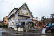 In neuen Händen: das Restaurant/Hotel Spatz an der Obergrundstrasse. (Bild: Dominik Wunderli, Luzern, 17. Januar 2019)