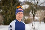 Dem Wattwiler Beda Klee läuft es an den U23-Titelkämpfen nicht nach Wunsch (Bild: Hanspeter Schiess).
