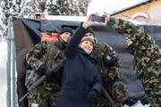 Die neue Verteidigungsministerin Viola Amherd. (Bild: ky)