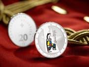 Der National-Circus Knie erhält zu seinem 100-Jahre-Jubiläum eine Sondermünze von Swissmint. (Bild: Swissmint)