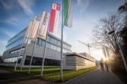 Der Campus der Pädagogischen Hochschule Thurgau in Kreuzlingen. (Bild: Reto Martin)
