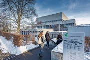 Die HSG muss Transparenz herstellen – auch rückwirkend. (Bild: Urs Bucher (St.Gallen, 18. Januar 2019))