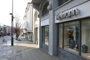 Keine Expansionsmöglichkeit am bisherigen Standort: Deshalb zieht Fielmann im Oktober in grössere Verkaufsräume um. (Bilder: Hans Suter)