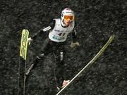 Killian Peier zeigt in Sapporo eine solide Leistung, zu einem nächsten Top-Ten-Ergebnis reicht es ihm aber nicht (Bild: KEYSTONE/EPA/KIMIMASA MAYAMA)
