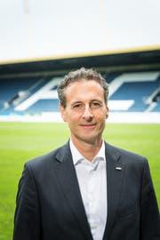 Philipp Studhalter ist Präsident und interimistischer Geschäftsführer des FC Luzern. (Bild: Roger Grütter (Luzern, 18. September 2018))