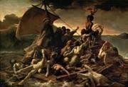 """Théodore Géricault malte """"Das Floss der Medusa"""" vor genau 200 Jahren. (Bild: Louvre)"""