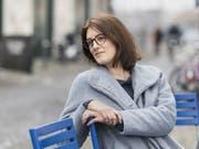Musste einen neuen Blick auf ihre eigenen Eltern finden, um wieder in ihre Rolle als Regisseurin schlüpfen zu können: Fanny Bräuning an den Solothurner Filmtagen. (KEYSTONE/Alessandro della Valle) (Bild: Keystone/ALESSANDRO DELLA VALLE)