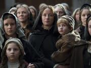 Stefan Haupts «Zwingli»-Drama bescherte den Deutschschweizer Kinos am Wochenende vom 24. bis 27. Januar 2019 am meisten Zulauf. (Bild: Ascot Elite)