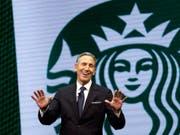Der ehemalige Chef von Starbucks, Howard Schultz, erwägt eine Kandidatur als US-Präsident. (Bild: KEYSTONE/AP/ELAINE THOMPSON)