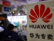 Soll sich Betriebsgeheimnisse von T-Mobile illegal angeeignet haben: der chinesische Telekom-Konzern Huawei. (Bild: KEYSTONE/EPA/HOW HWEE YOUNG)