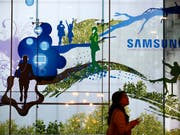 Der Elektronikkonzern Samsung will künftig auf den Einsatz von Plastikverpackungen möglichst verzichten. (Bild: KEYSTONE/EPA/JEON HEON-KYUN)
