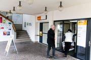 Bis 2020 steht die Poststelle im Gemeindehaus den Steinacherinnen und Steinachern noch mindestens zur Verfügung (Bild: Rudolf Hirtl)