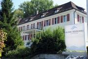 Die Klinik Seeschau in Kreuzlingen. (Bild: Nana do Carmo)