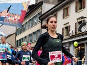 Fabienne Schlumpf stellt sich einer neuen Herausforderung (Bild: KEYSTONE/JEAN-CHRISTOPHE BOTT)