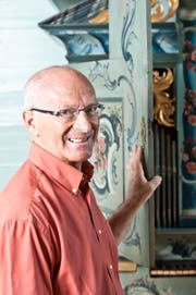 Joe Manser war lange Zeit Leiter des Roothuus Gonten. (Bild: Martina Basista)
