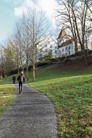 Unter anderem sein grosser Umschwung verhalf dem Schloss Wartegg zur Auszeichnung «schönstes Hochzeitshotel». (Bild: Martin Rechsteiner)