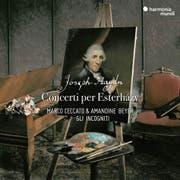 Joseph Haydn· Concerti per Esterházy, Harmonia mundi musique.