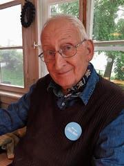 Literaturfreund Werner Bucher (1938–2019). (Bild: PD)