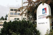 Das Landesspital soll nach Willen der Liechtensteiner Regierung einem Neubau weichen. (Bild: PD)