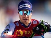 Dauerbrenner in den Schweizer WM-Aufgeboten ist Dario Cologna (Bild: KEYSTONE/GIAN EHRENZELLER)