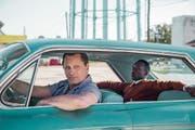 Aussergewöhnlicher Roadtrip: Tony Lip (Viggo Mortensen) und Don Shirley (Mahershala Ali) sind beide für den Oscar nominiert. (Bild: Ascot Elite)