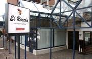 Das spanische Restaurant «El Rincó» (die Ecke) befindet sich neu in den Lokalitäten des ehemaligen Café Rain.