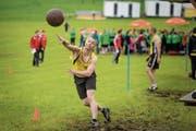 Das Sportfest 2016 wurde vom TV Cervus Andwil-Arnegg organisiert – ein Ansporn für die Häggenschwiler. (Bild: Michel Canonica)