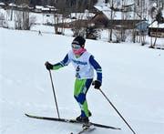 Nina Walker holte sich in Marbach den U10-Kategoriensieg. (Bild: PD)