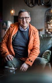 Cyrill Stadler ist im Verwaltungsrat der Presswerk AG und Co-Präsident des Kulturvereins Presswerk. (Bild: Andrea Stalder)