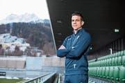 Blickt zuversichtlich in die Challenge-League-Rückrunde: Kriens-Coach Bruno Berner. (Bild: Dominik Wunderli (Kriens, 29. Januar))