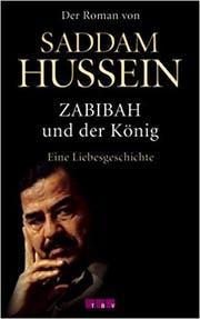 """Eines von insgesamt vier Büchern, die Saddam """"hinterlassen"""" hat."""
