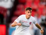 Mickaël Facchinetti zieht es vom FC Thun nach Zypern (Bild: KEYSTONE/JEAN-CHRISTOPHE BOTT)