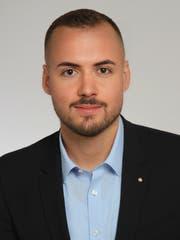 Curdin M. Huber Kandidat Gemeinderat Sirnach (Bild: ZVG)