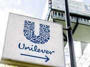 Unilever rechnet auch in diesem Jahr mit Herausforderungen. (Bild: KEYSTONE/EPA ANP/MARCO DE SWART)